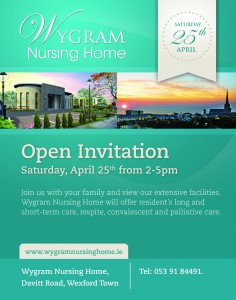 Wygram Open day
